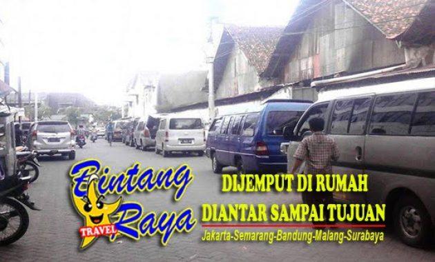 Jadwal Travel Malang Semarang