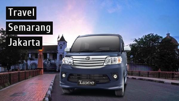 Travel Semarang Jakarta