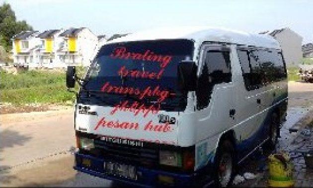 Jadwal Travel Perwira Trans Purbalingga Jabodetabeka