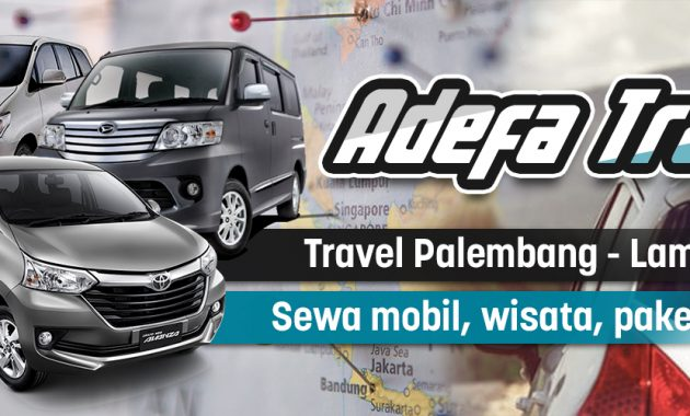 travel lampung palembang