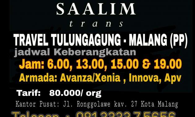 Travel Tulungagung Malang