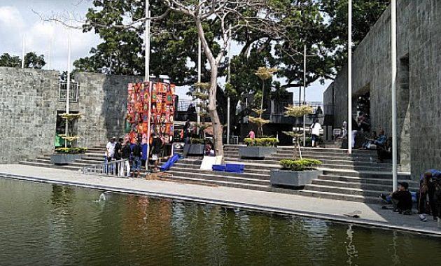 Taman di Kediri