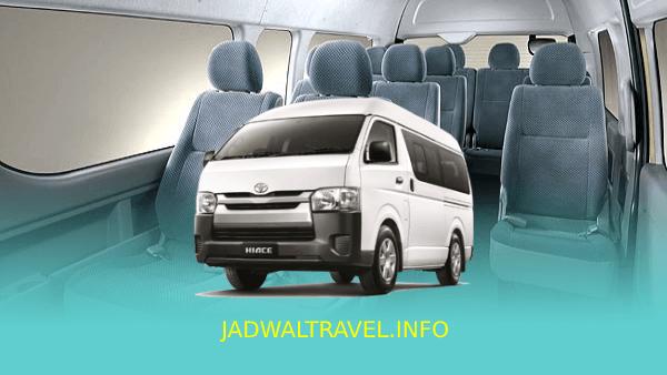 Jadwal Travel Info