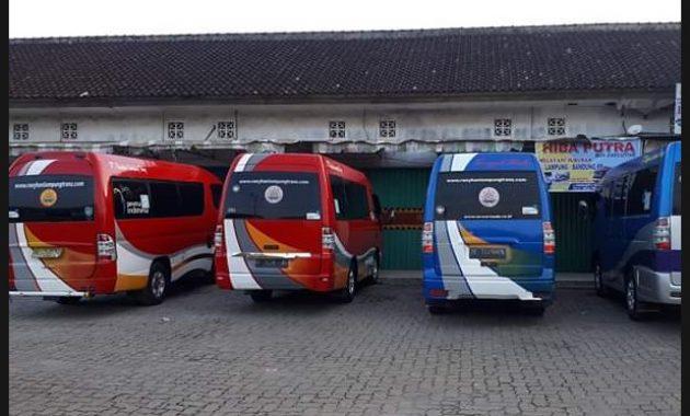 Travel Depok  Lampung Terbai