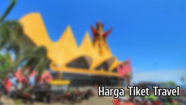 Harga Travel Lampung Palembang