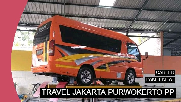 Travel Jakarta Purwokerto