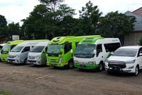 Travel Malang Jogja Hiace