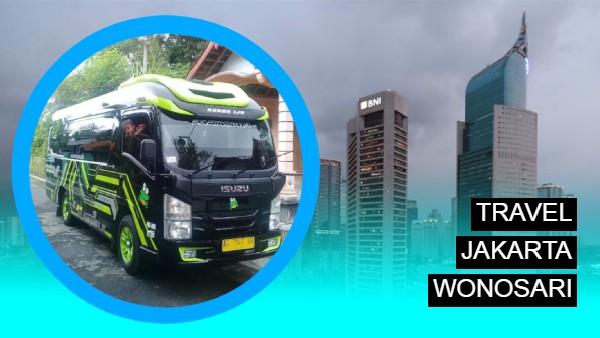 Travel Jakarta Wonosari