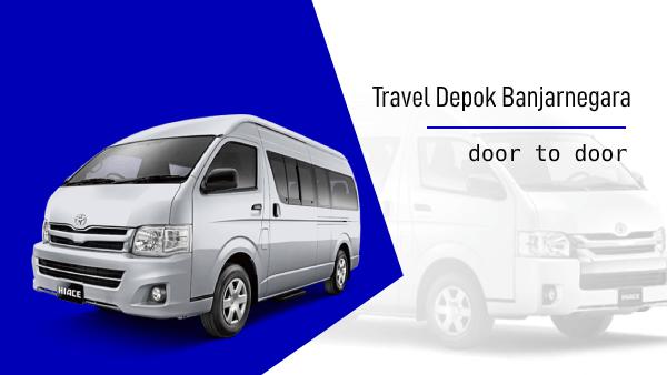 Travel Depok Banjarnegara
