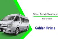 Travel Depok Wonosobo Golden Prima