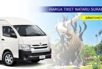 Harga Tiket Travel Surabaya