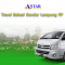 Travel Bekasi Bandar Lampung