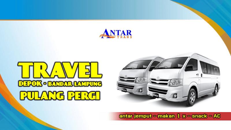 Travel Depok Bandar Lampung