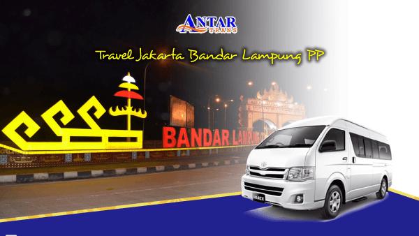Travel Jakarta Bandar Lampung