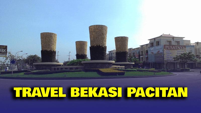 Travel Bekasi Pacitan