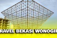 Travel Bekasi Wonogiri