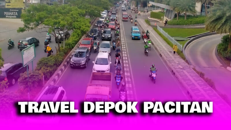 Travel Depok Pacitan