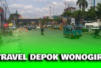Travel Depok Wonogiri