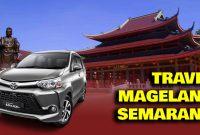 Travel Semarang Magelang